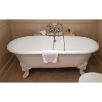 Used Cast Iron Bath with Claw Feet