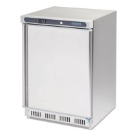 Polar Stainless Steel Under Counter Fridge 150Ltr