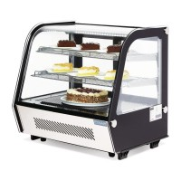 Polar Countertop Food Display Fridge CD229