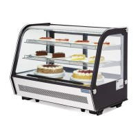 Polar Countertop Food Display Fridge CD230