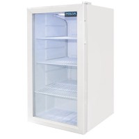Polar Under Counter Display Fridge White