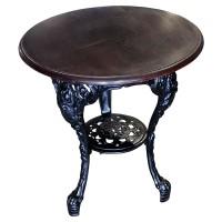 Classic 3 leg pub table