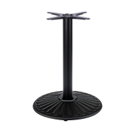 Crewe Round medium lounge Table Base