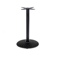 Crewe Round medium, mid height Table Base