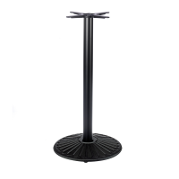 Crewe Round Medium Poseur Table Base