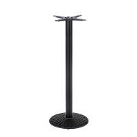 Crewe Round mid Height Table Base