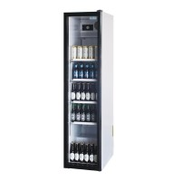 Polar Slimline Upright Back Bar Cooler 300Ltr