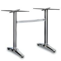 Dover Aluminium Outdoor Table Base Large