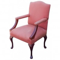 Upholstered Gainsborough Armchairs