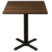 Walnut Complete Samson 60cm Table