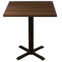 Walnut Complete Samson 2 Seater Table