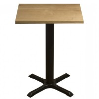 Forest Oak Complete Samson 60x50cm Table