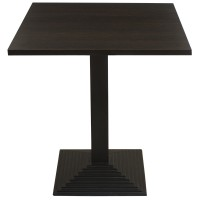 Wenge Complete Mayfair Step 60cm Table