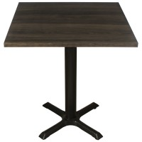 Dark Oak Complete Samson 2 Seater Table