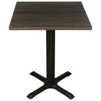 Dark Oak Complete Samson 60cm Table