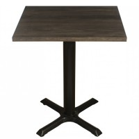 Dark Oak Complete Samson 60x50cm Table