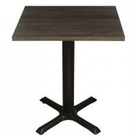 Dark Oak Complete Samson 60x50cm Table