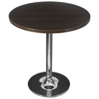 Wenge Complete Trumpet Round Table