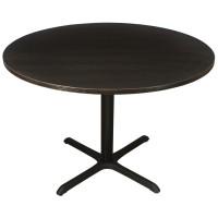 Wenge Complete Samson 120cm Round Table