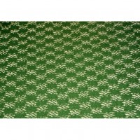Green Ex-hotel Contract Grade Commercial Carpet