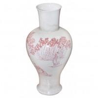 Oriental China Vase