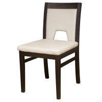 Windsor Side Chair Walnut / Cream