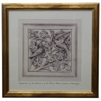 High Quality Drawing Framed Prints