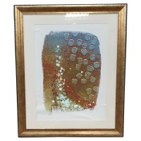 Used Large Framed Print