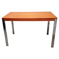 Used Rectangle Dining Height Table