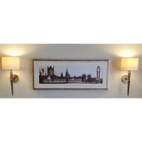 Ex Hotel Assorted framed prints London Themed