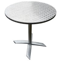 Flip-Top Table 70cm Round