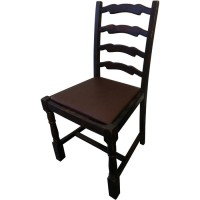 Traditional Pub Style Side Chair