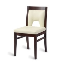 Hyde Ornate Octa Side Chair - Ivory