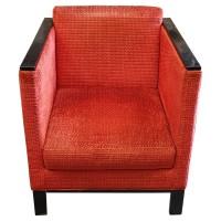 Modern Cube Style Arm Chair