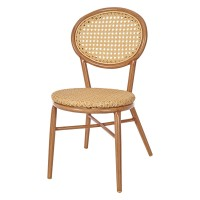 Lille Outdoor Side Chair - Natural