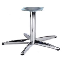 Lincoln 5 Star Coffee Height Table Base