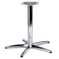 Lincoln 5 Star Dining Height Table Base