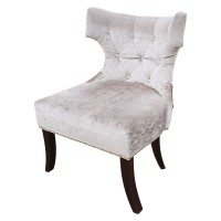 Luxury Upholstered Lounge / Lobby Chair