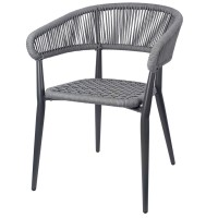 Madrid Outdoor Arm Chair - Grey