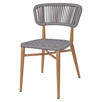 Madrid Outdoor Side Chair - Natural