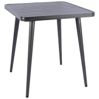 Madrid Outdoor Table - Grey