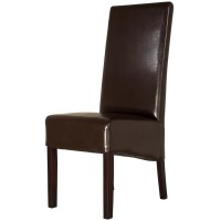 Brown Covent High Back Dining Chair