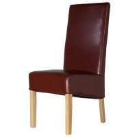 Wine Covent High Back Dining Chair