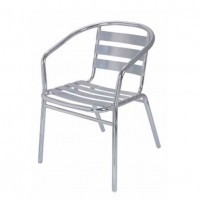 Outdoor Aluminum Armchair