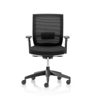 Mesh Office Chair without Headrest