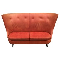 Modern Contemporary Two Seater Sofa