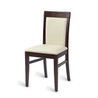 Hyde Ornate Side Chair - Ivory