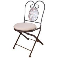 Romantique Outdoor Fresco Folding Chair