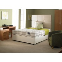 6FT Super King 13.5G Open Coil Mattress & Base Standard