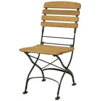 Cromer Outdoor Folding Sidechair